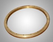 铜涡轮铜齿轮