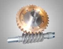 铜涡轮蜗杆