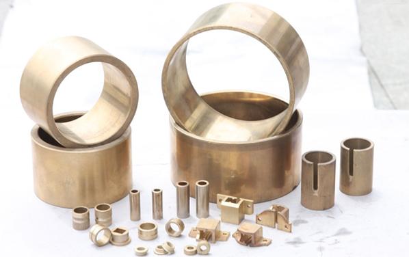 铜衬套厂家案例