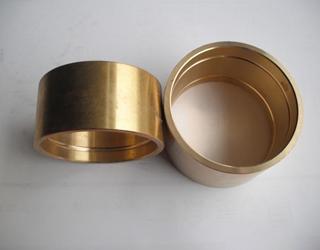 钢浇铜衬套